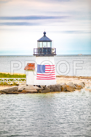 Nantucket, starfish, lighthouses--6